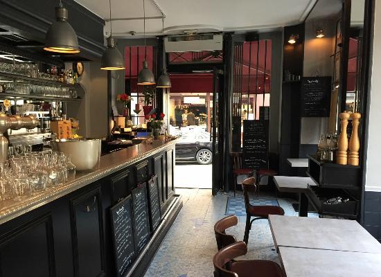 La Grille Saint Germain : Bar