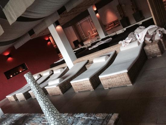 Hotel Lauterbad: Matelas à eau
