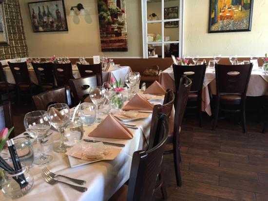Parties For All Occasions Picture Of Vidalia Restaurant