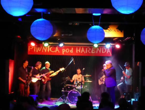 Klub Harenda: Tuesday Blues Night