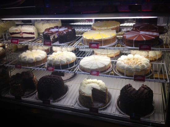 The Cheesecake Factory: Showcase pt 2