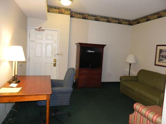 Country Inn & Suites by Radisson, Lancaster (Amish Country), PA : The big room