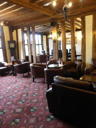 The Bull: General view of the lounge