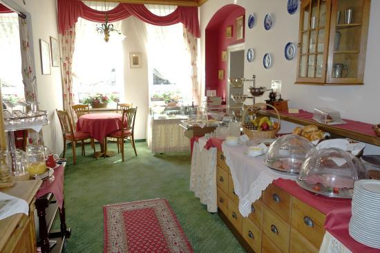 Hotel Am Josephsplatz: Breakfast room