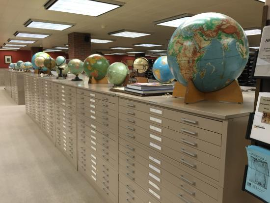American Geographical Society Library