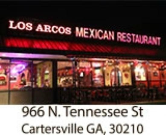 Los Arcos Cartersville Menu Prices Restaurant Reviews Tripadvisor