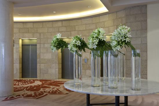 David Citadel Hotel: Lobby