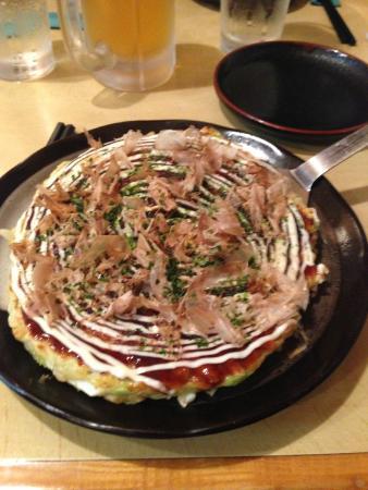 Okonomiyaki Kaji