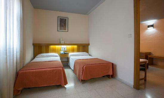 Hotel Pacoche Murcia: Habitación Doble