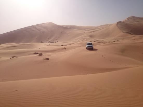 Desert Trips Morocco Day tours: traversée des dunes dans la largeur vers l est