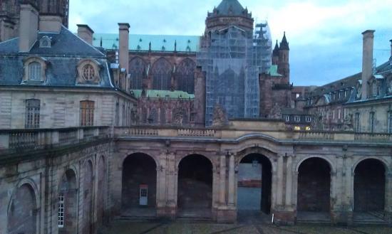 Musée des Beaux-Arts de Strasbourg : Здание музея