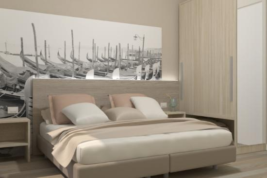 Park Hotel Pineta - Family Relax Resort: nuoe render dell'arredamento camere stagione 2015 nelle Family Harmony Plus 50 mq