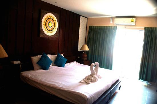 Ao Nang Cozy Place: La habitación
