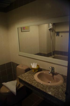 Ao Nang Cozy Place : Baño