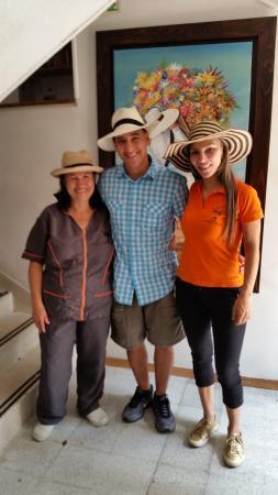 Palm Tree Hostal Medellin: Thank you guys