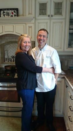 Blanket and Spoon: Carol & Shayne - excellent hosts!