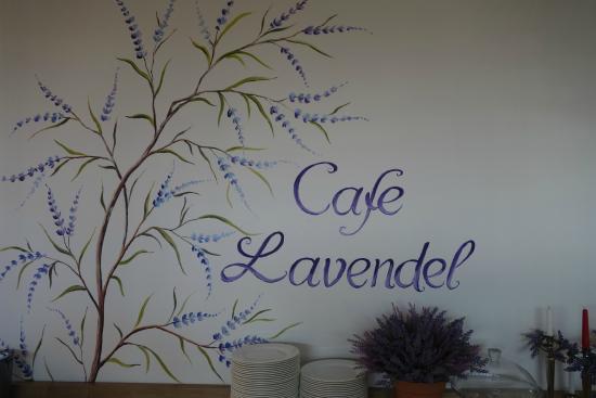 Lavendel Spa Hotel: Cafè Lavendel
