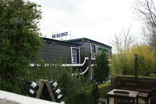 De Barge Hotel: Hotel de Barge