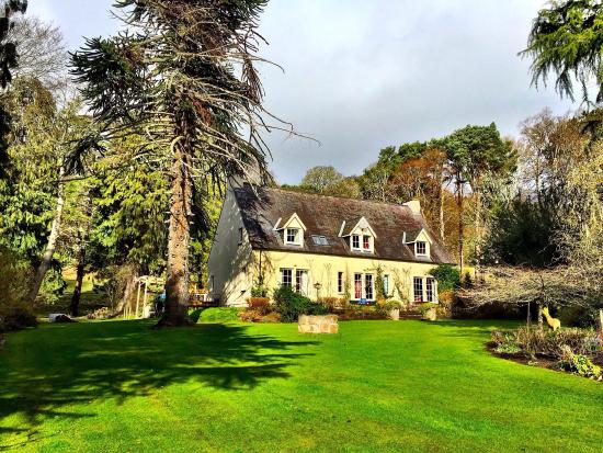 Old Drynie House: Taken by a favourite recent guest