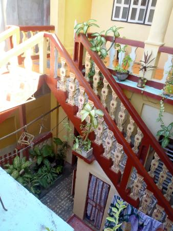 Casa Colonial Lucy: scale interne
