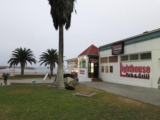Lighthouse Pub & Restaurant: Restaurant
