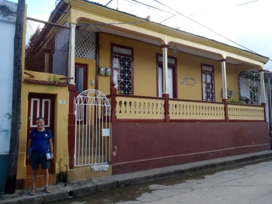 Foto de casa colonial lucy baracoa facciata esterna - Facciata esterna casa ...