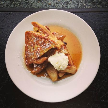 Strong Adolfo's: French Toast
