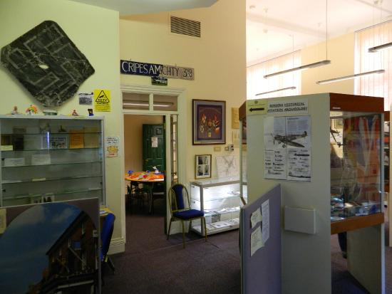 Oswestry Town Museum