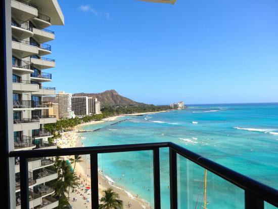 Outrigger Waikiki Beach Resort Aloha Hawaii