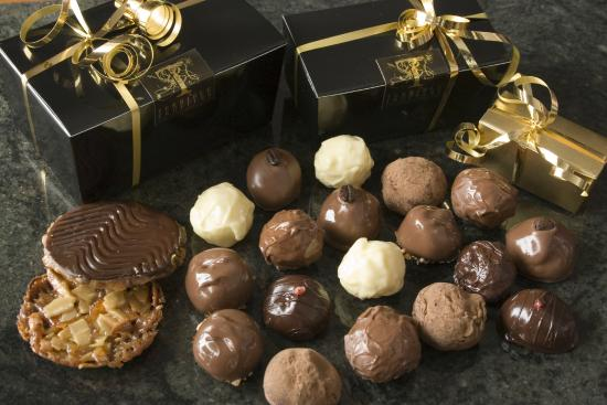 Terrible Truffles Fine Chocolate