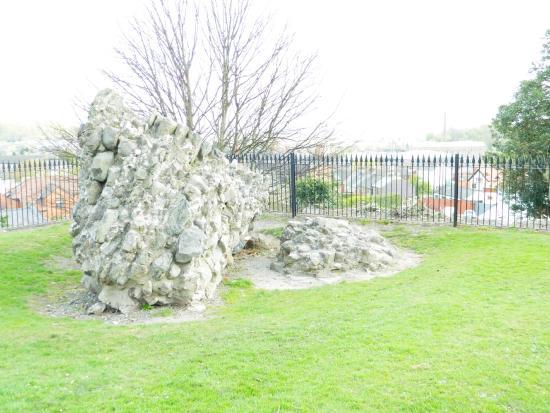 Oswestry Castle