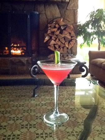 Roy's at Pebble Beach: cosmo