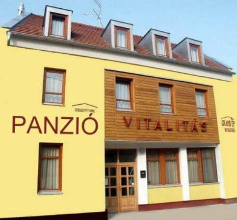 Mosonmagyarovar, Hungary: Pension chambre avec douche + petit déjeuner