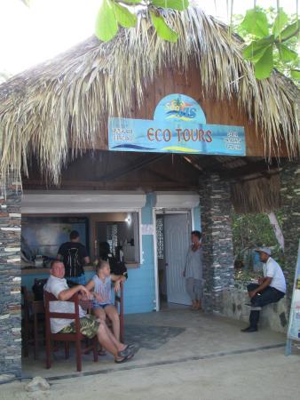 Bayahibe, جمهورية الدومينيكان: Seavis Büro Bayahibe