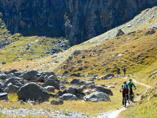 refuges tour Picture of Aosta Valley Freeride Aosta TripAdvisor