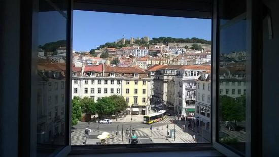 Alojamento Local Santo Tirso : View from the room