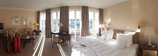 suite bild von dorint park hotel bremen bremen tripadvisor. Black Bedroom Furniture Sets. Home Design Ideas