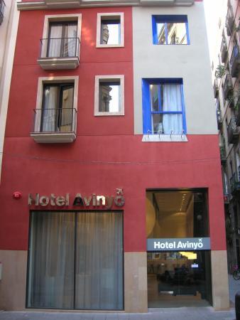 Hotel Catalonia Avinyó