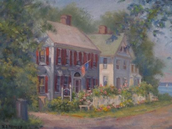 Sally Webster Inn: Painted Portrait