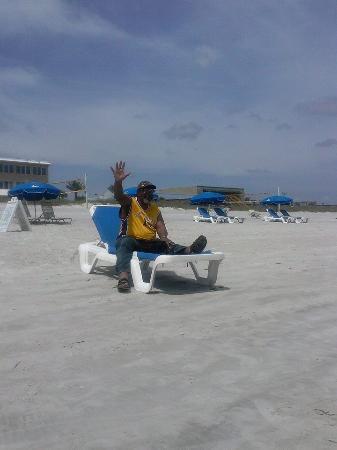 BEST WESTERN Oceanfront: Spring break 2015 Jacksonville Beach The Thomas's