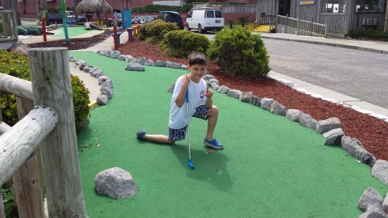 ミニ ゴルフ