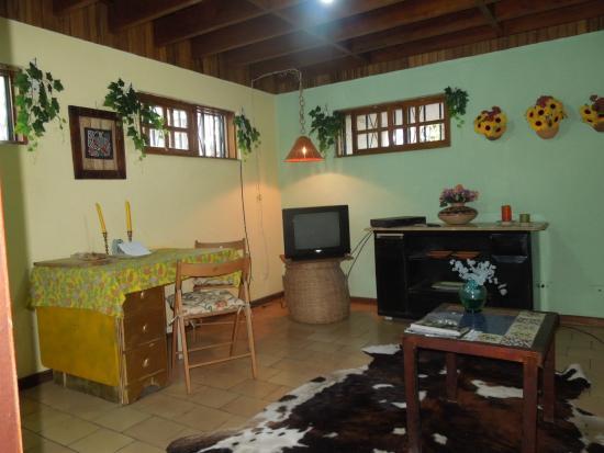 Villa Escazu: LR 1 BR