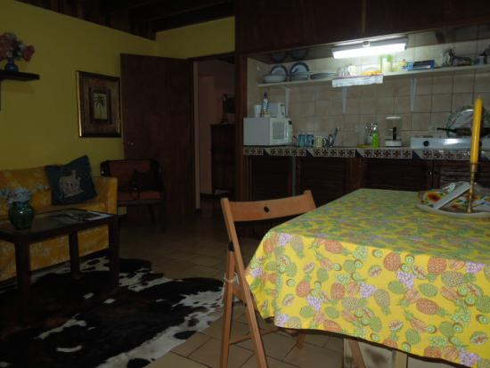 Villa Escazu: Kitchen 1 BR