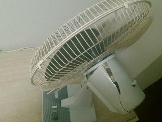 Hotel Colonial: Incluye aire acondicionado