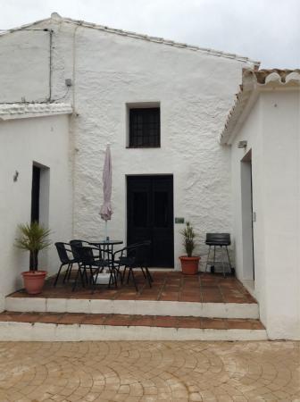 Casa Colina: Vieuw of the room