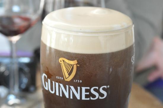 The Irish Pub: Guinness, of course!