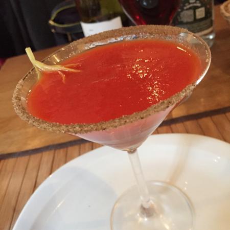 L'Epigramme: gazpacho du jour