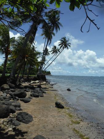 Vaiala Beach