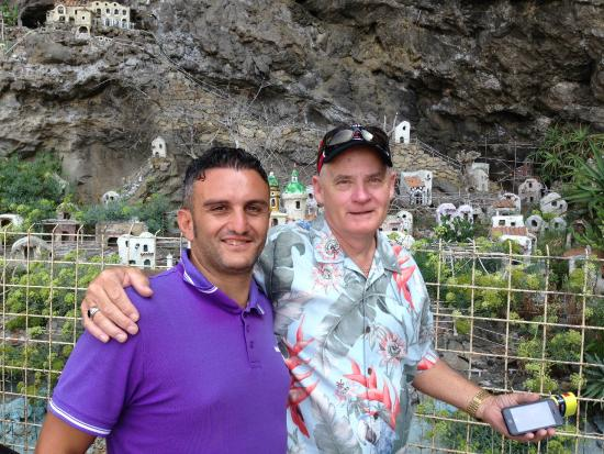 Carlos from Sorrento House Travel