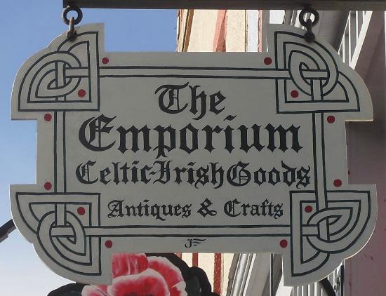 The Emporium Celtic-Irish Goods